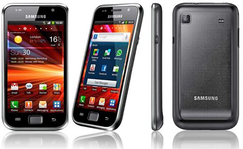 samsung galaxy s samsung i9001 galaxy s plus specs review release date