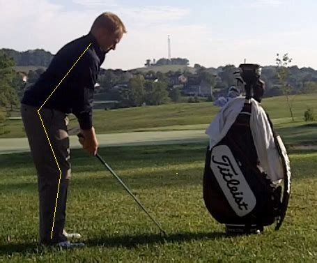 golf swing for tall players jake spott golf instruction set up tall and balanced