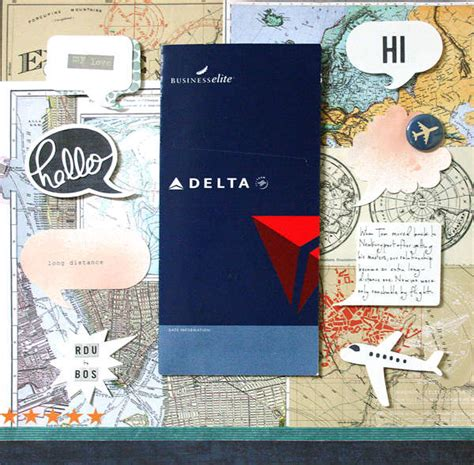 scrapbook layout ideas for relationships layout long distance relationship by julie adridge