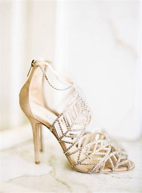 20 Perfect Wedding Shoes to Wear Down the Aisle   MODwedding