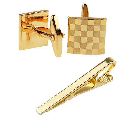 Set Tie Tie Clip set mens stainless steel necktie tie clip bar clasp cl