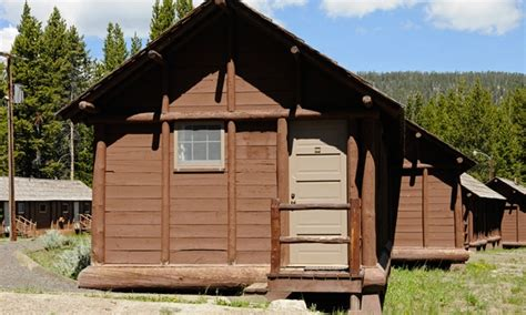 cabin yellowstone yellowstone lake lodge cabins alltrips