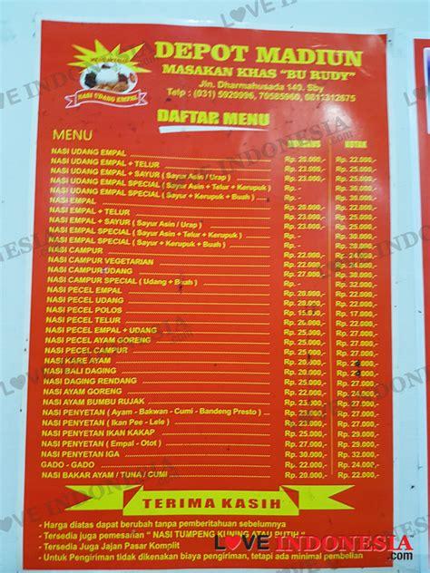 depot ibu rudy raya kupang indah love indonesia