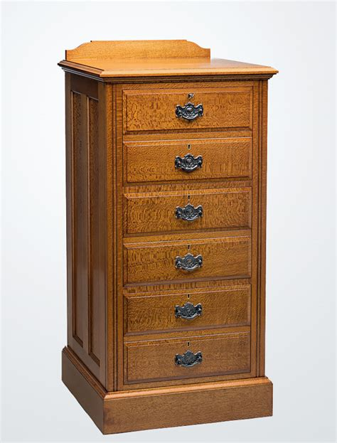 Timber Filing Cabinets Silky Oak Timber Filing Cabinet 3 Drawer Lacewood Furniture
