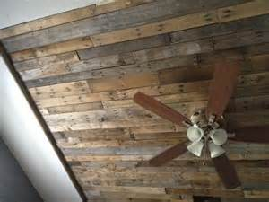 Beadboard Patio Ceiling - recycled pallet ceiling ideas recycled pallet ideas