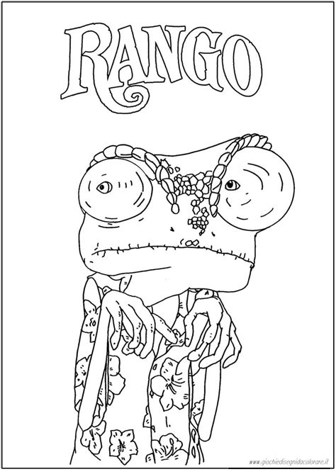 how to draw rango