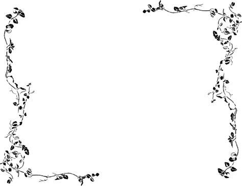 vine borders clip art  clkercom vector clip art  royalty  public domain