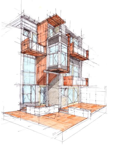 make architectural drawings drawing architecture picmia