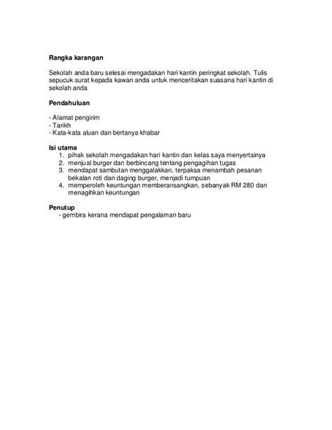format penulisan email formal penulisan surat kiriman tidak rasmi