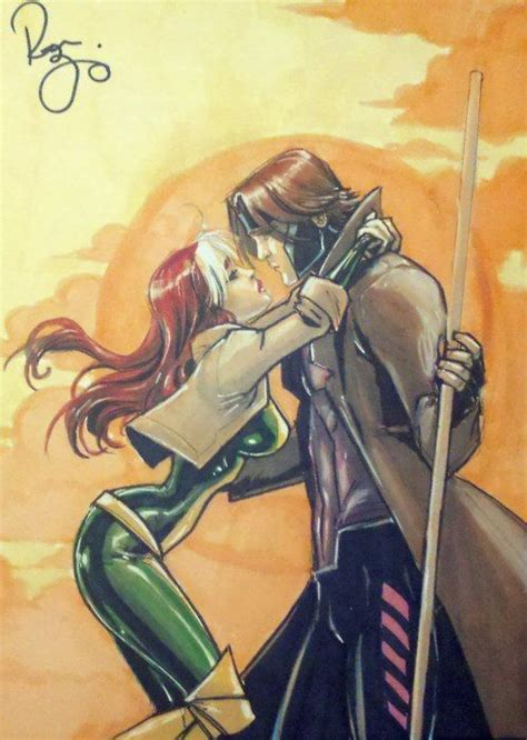 mike choi gambit rogue art 161 best images about gambit rogue on pinterest comic