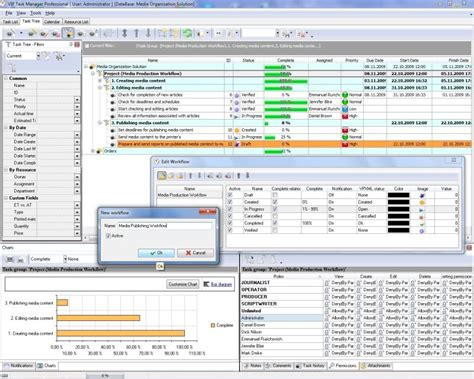 workflow project management software project workflow software tool for running executing