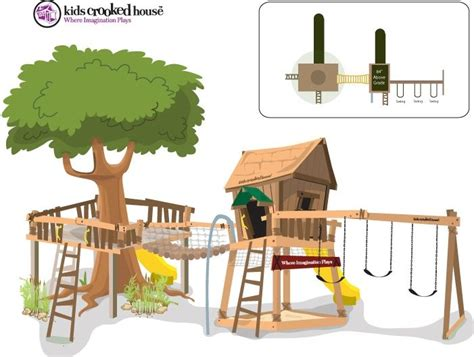 outdoor swing sets and playhouses 25 best ideas about kids outdoor playhouses on pinterest