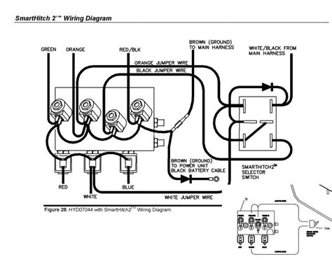 northman plow wiring harness diagram blizzard snow plow
