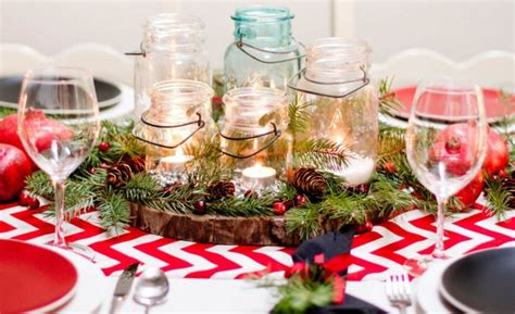 table top decor holiday table decorations images photo by alli pura