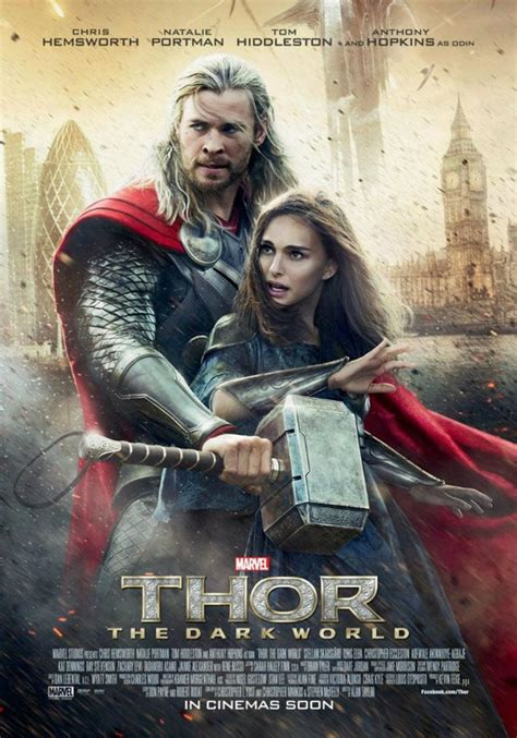 film streaming thor the dark world thor 2 the dark world hammers all competition front row
