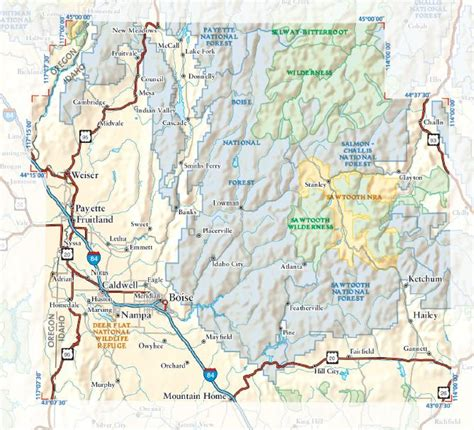 Image Gallery sawtooth map