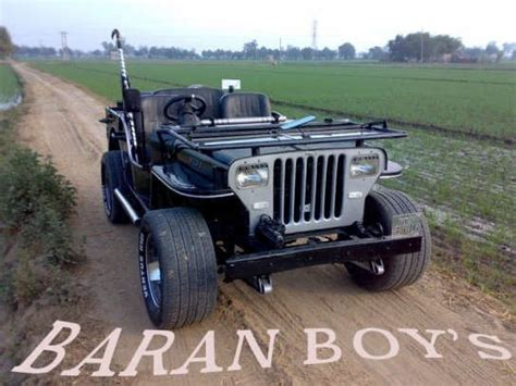 punjabi jeep ford willys jeep for sale in punjab