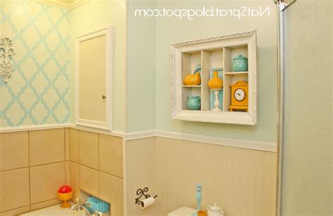 bathroom wall decor pinterest home decorations