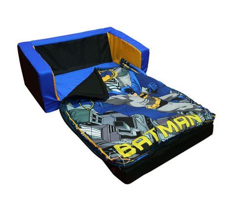 flip out foam sofa dreamfurniture com batman foam flip sofa