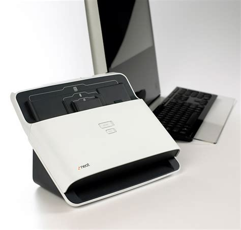 Desk Organizer Scanner Neatdesk Cool