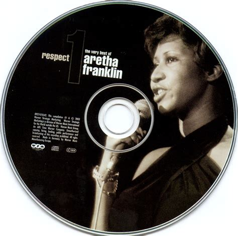 aretha franklin respect the best of copertina cd aretha franklin respect the best of