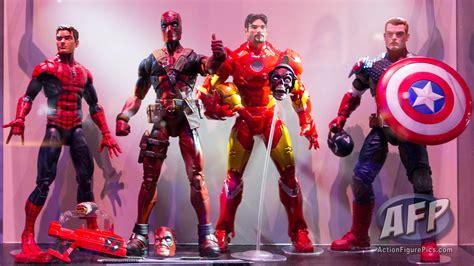 Marvel Legends Hasbro Marvel Legend guardians of the galaxy archives actionfigurepics