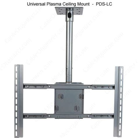 Ceiling Tv Wall Mount by Tv Mounts For Wall And Ceiling Cableorganizer