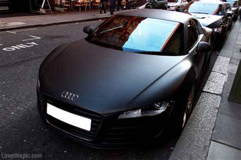 audi r8 black matte another matte black audi pictures photos and images for
