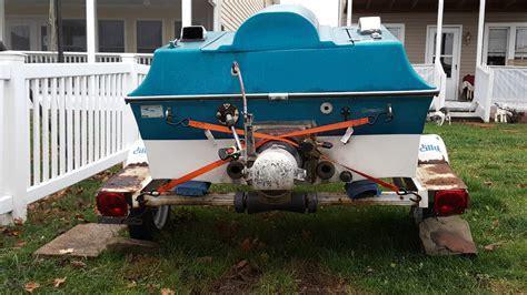 funjet boat funjet fun jet by d d marine ultrasonics 1987 for sale