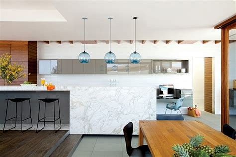 california kitchen design modern living space in california amalgamates contrasting