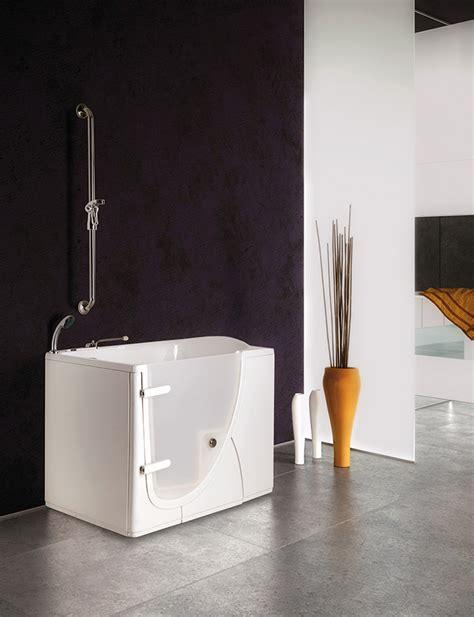vasche da bagno vasche da bagno con sportello per anziani