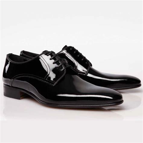 Patent Leather by Stemar Opera Patent Leather Formal Shoes