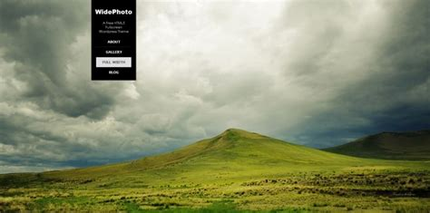 theme wordpress video background 30 free and premium full screen background portfolio