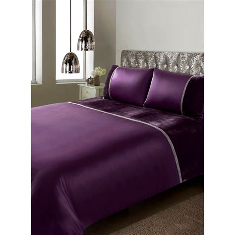 Velvet Comforter Set King by Bailey Vienna Velvet Duvet Set King Bedding B M
