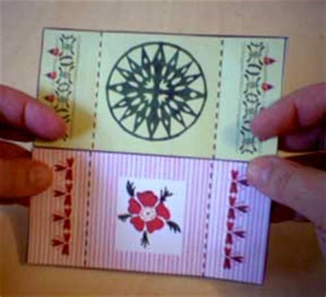 how to make an infinity card the infinity card