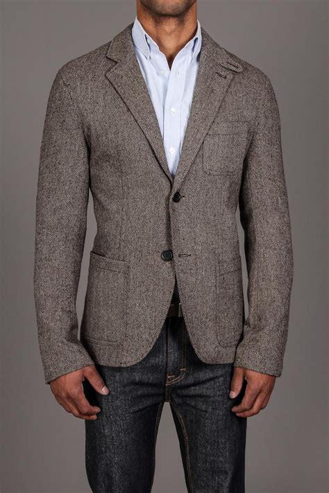 Style Ideas How To Wear Menswear Herringbone Second City Style Fashion by 1000 Ideas About Tweed Blazer On Navy