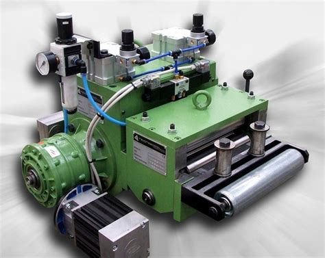 alimentatore elettronico alimentatori elettronici per presse a rulli zig zag pinza