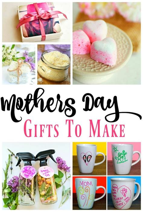 make s day gift diy mothers day gift ideas