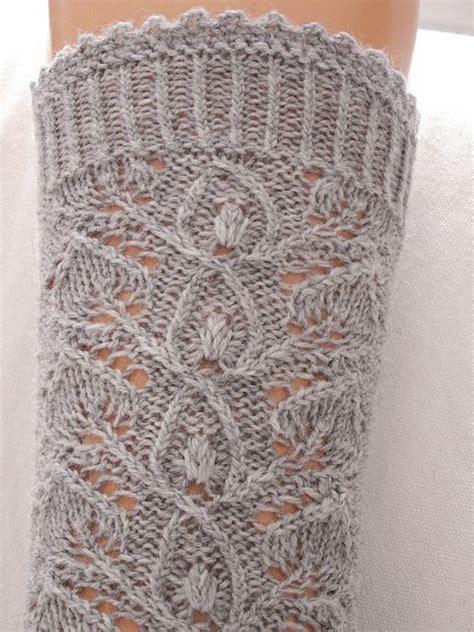 german knitting beautiful knitting german lace sock pattern from