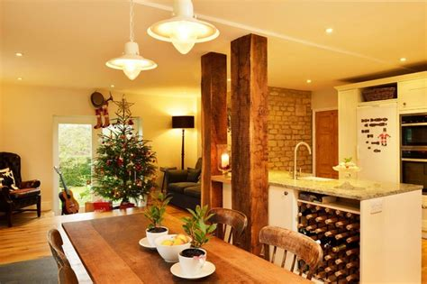 Dining Room Kitchen Knock Through Kitchen Diner Knock Through Traditional Dining Room