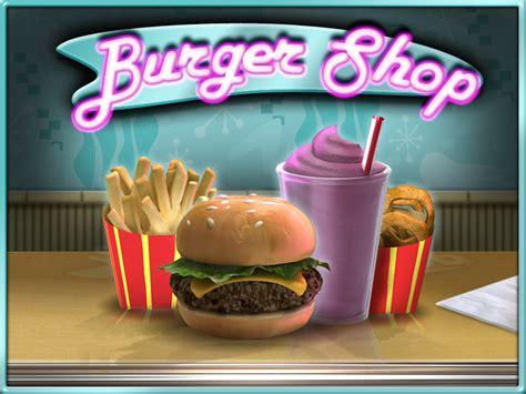 burger shop game download burger shop 1 game pc windows burger games