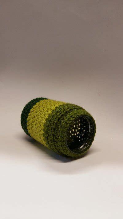 copri vaso copri vaso ad uncinetto per la casa e per te decorare