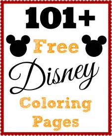 101 free printable disney coloring pages the diary of a real housewife