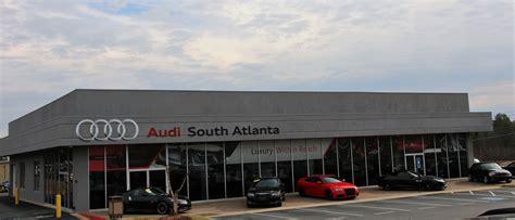 audi south atlanta in union city ga 30291