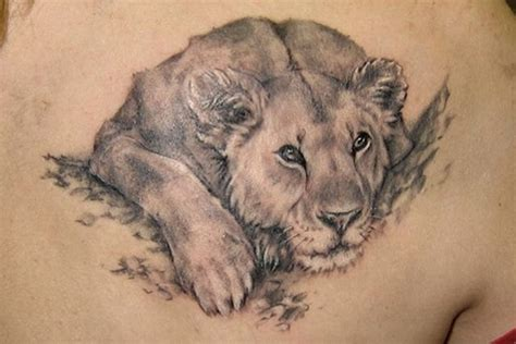 lioness with crown tattoo top 43 ideas about lioness on