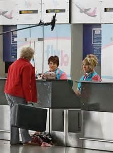 matt lucas airport comedy david walliams and matt lucas new airport comedy come