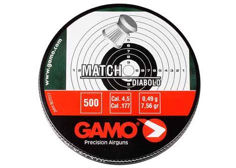 Wadcutter Pellets 177 Cal 500 Ct gamo match 177 cal 7 56 grains wadcutter 500ct air