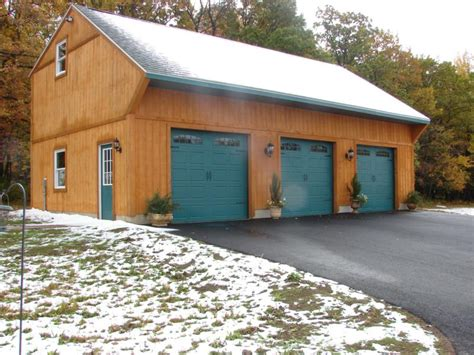 3 car garage with loft for sale 11 acre horse farm in carbon county near
