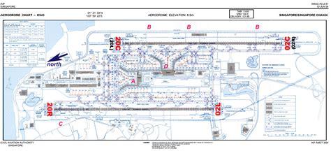 map of singapore airport terminals sin airport map sin terminal map