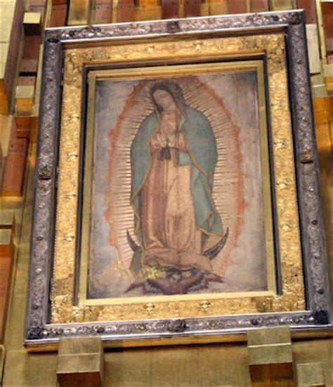 imagen de la virgen de guadalupe interpretacion infallible catholic miraculous image of our lady of guadalupe